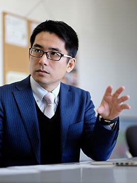 株式会社内外 代表取締役 小澤 淳様